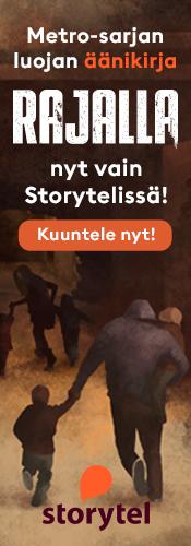 Storytel - Rajalla