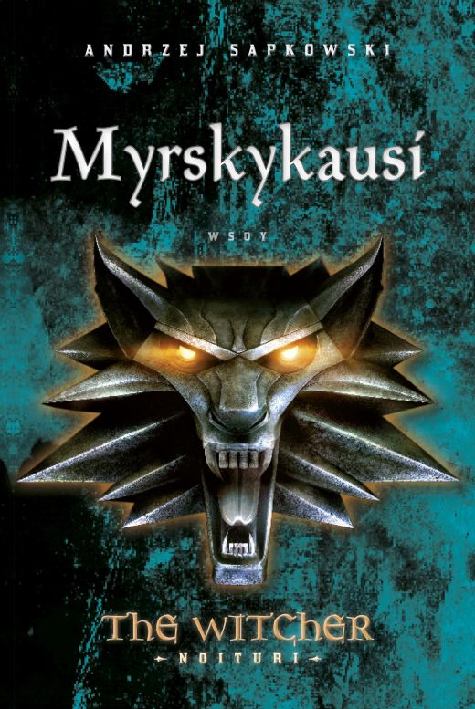 Myrskykausi (The Witcher – Noituri, #8)