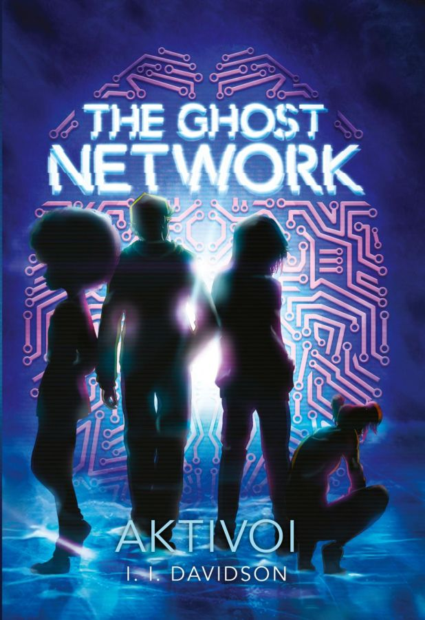 The Ghost Network: Aktivoi  (The Ghost Network, #1)