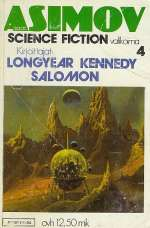 Isaac Asimov science fiction valikoima 4 (Isaac Asimov science fiction, #4)