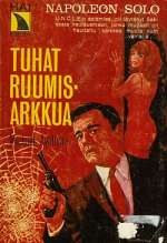 Tuhat ruumisarkkua (The Man from U.N.C.L.E., #1)