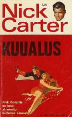 Kuualus (Nick Carter, #34)
