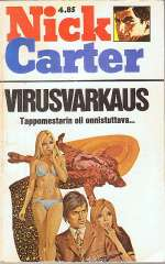 Virusvarkaus (Nick Carter, #56)