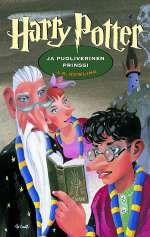 Harry Potter ja puoliverinen prinssi (Harry Potter, #6)