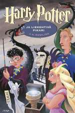 Harry Potter ja liekehtivä pikari (Harry Potter, #4)
