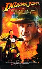 Indiana Jones ja kristallikallon valtakunta (Indiana Jones, #4)