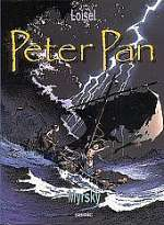Peter Pan: Myrsky