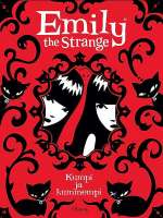 Emily the Strange: Kumpi ja kummempi (Emily the Strange, #2)