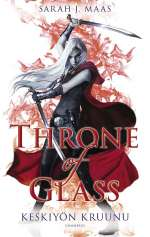 Keskiyön kruunu (Throne of Glass, #2)