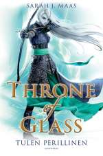 Tulen perillinen (Throne of Glass, #3)
