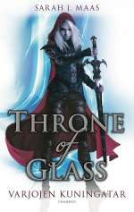 Varjojen kuningatar (Throne of Glass, #4)
