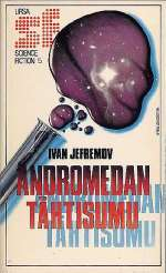 Andromedan tähtisumu (Ursa Science Fiction, #5)