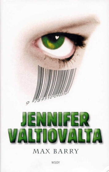 Jennifer Valtiovalta - Max Barry