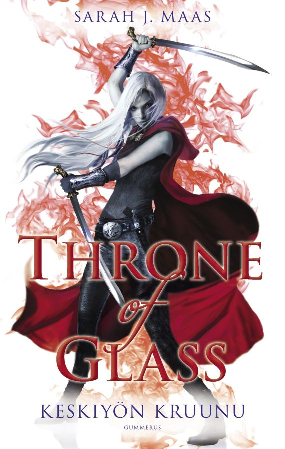 Keskiyön kruunu (Throne of Glass #2) - Sarah J. Maas