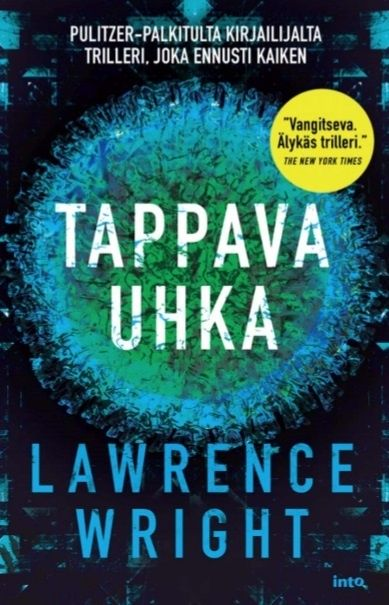 Tappava uhka - Lawrence Wright