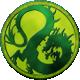 Louhikäärme hahmo